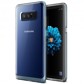 VRS Design Crystal Bumber Case for Samsung Galaxy Note 8 - Blue