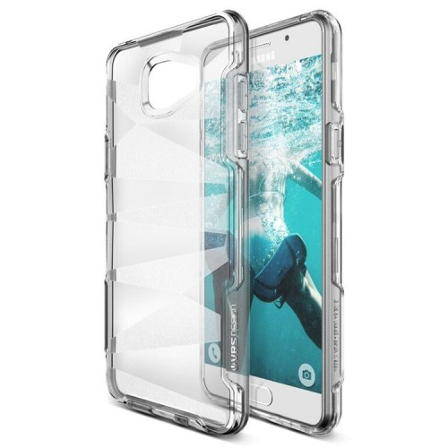 VRS Design Shine Guard Case for Samsung Galaxy A7 2016 - Clear