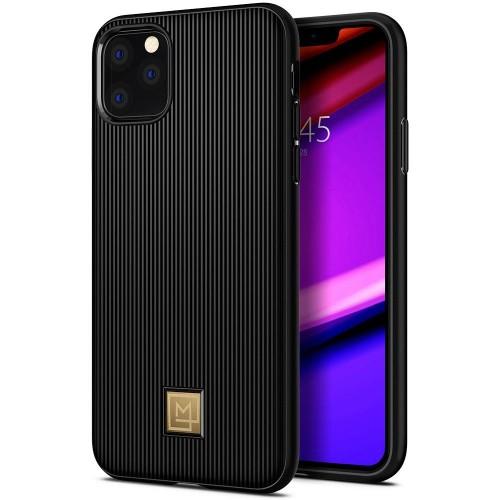 Spigen Manon Classy Case for iPhone 11 Pro - Black