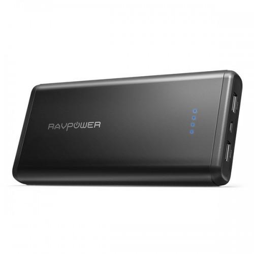 RAVPower PowerBank 20000mAh - Black