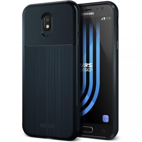 VRS Design Single Fit Case for Samsung Galaxy J5 2017 - Navy