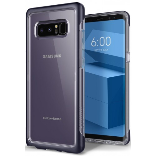 Caseology Skyfall Case for Samsung Galaxy Note 8 - Orchid Gray