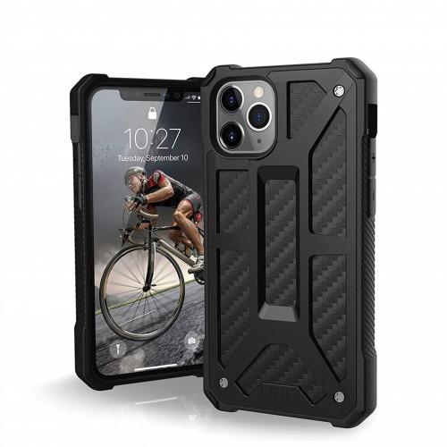 UAG Monarch Case for iPhone 11 Pro - Black Carbon
