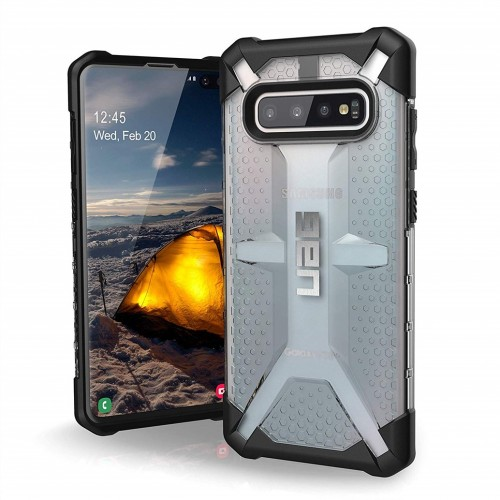 UAG Plasma Case for Samsung Galaxy S10 Plus - Ice