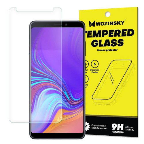 Wozinsky Tempered Glass 9H Screen Protector for Samsung Galaxy A9 2018 (packaging envelope)