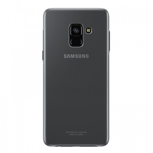 Samsung Clear Back Cover for Galaxy A8 (2018)