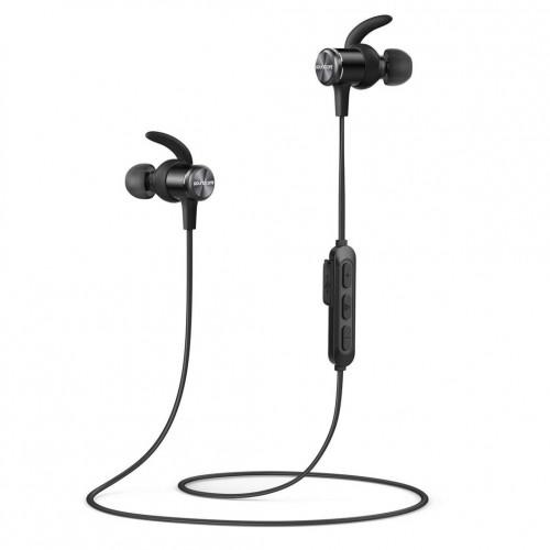 Anker SoundCore Spirit Wireless Bluetooth Headphones - Black