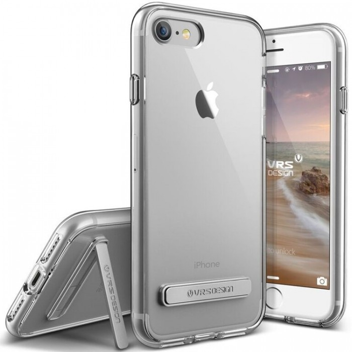 VRS Design Crystal MIXX Case for iPhone 7 - Clear