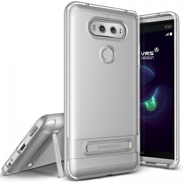 VRS Design Crystal Bumber LG V20 - Light Silver