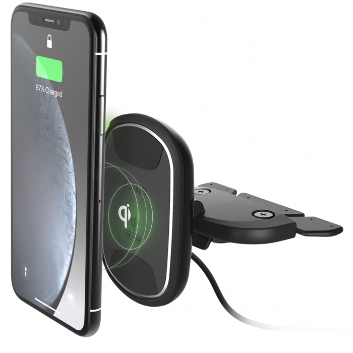 Iottie iTap 2 Wireless - CD Slot Mount