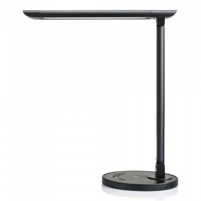 TaoTronics TT-DL13 Touch Control LED Desk Lamp - Black