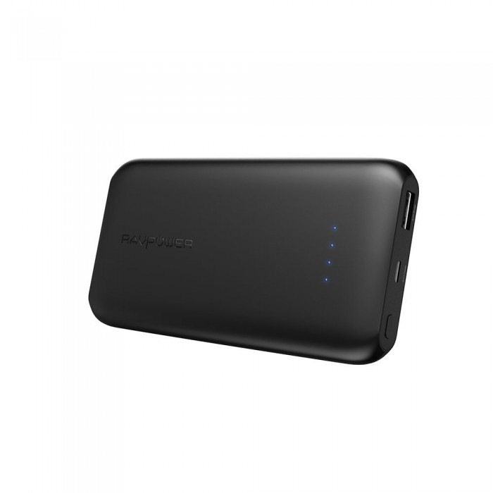 RAVPower Ultra-Slim Power Bank 10000mAh - Quick Charge 3.0