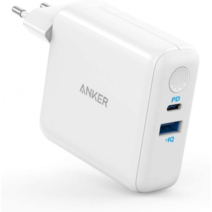 Anker Powercore III Fusion 5000mAh - White
