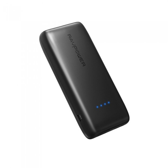 RAVPower Portable Charger 12000 mAh - Black