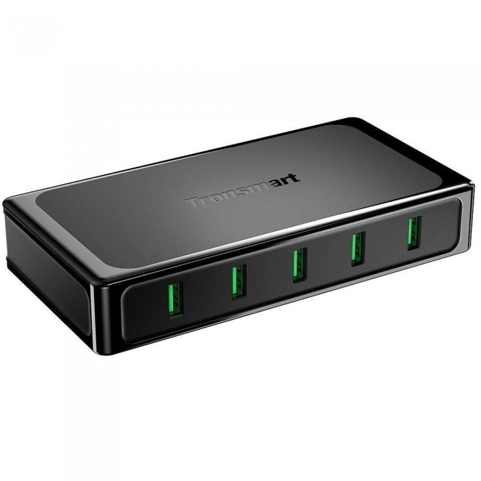 Tronsmart 5 Ports Quick Charge 3.0 USB Wall Charger - 90W