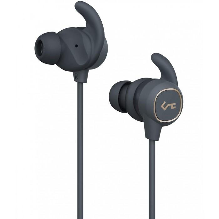 Aukey Bluetooth Headphones Water Resistance - Dark Grey