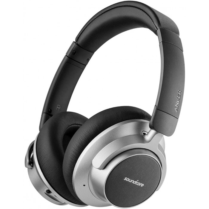 Anker Soundcore Space NC Bluetooth Headphones with Active noise cancellation - Black