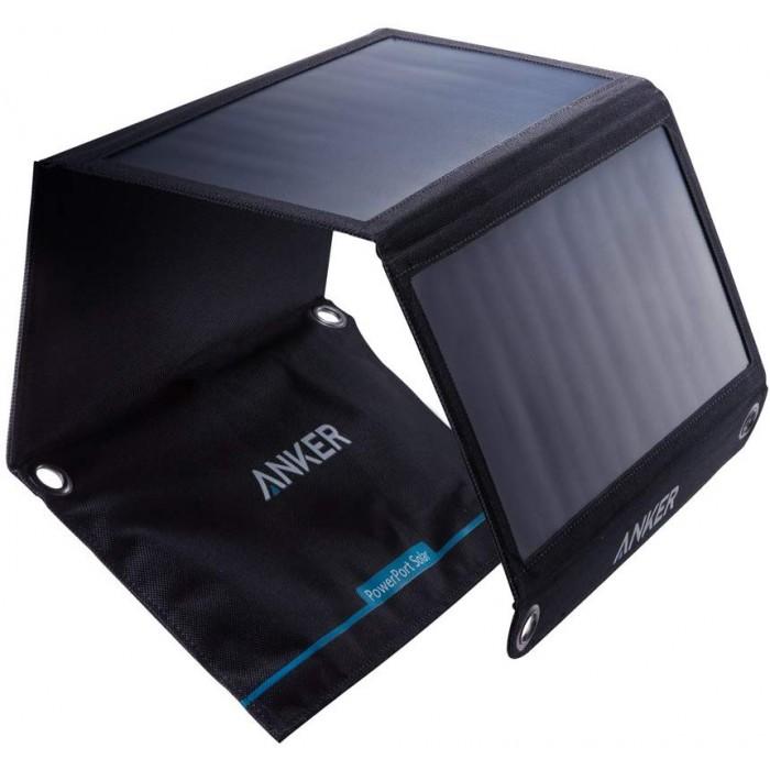Anker PowerPort Solar 21W - Dual Port