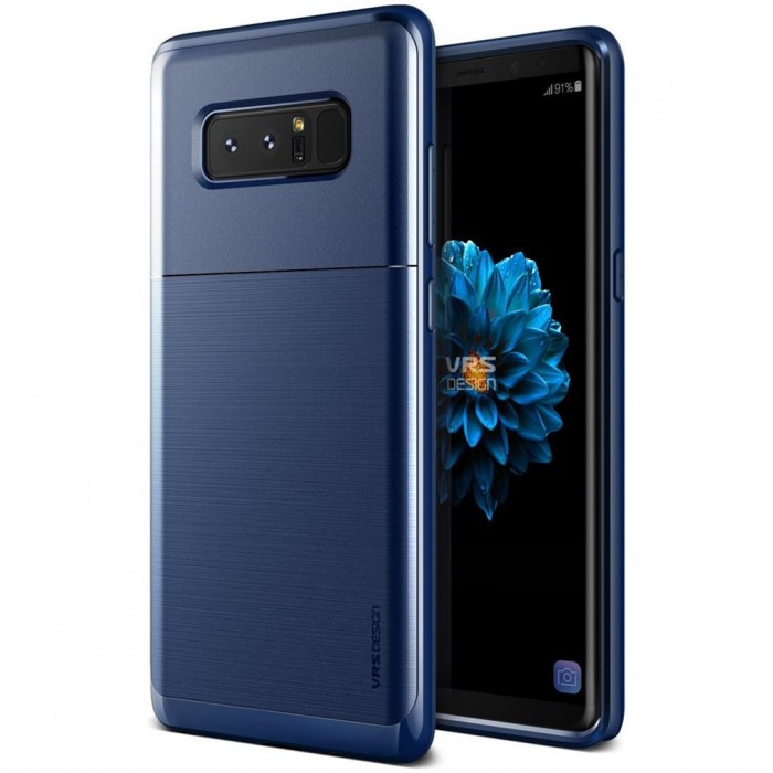 VRS Design High Pro Shield Case for Samsung Galaxy Note 8 - Deep Blue S