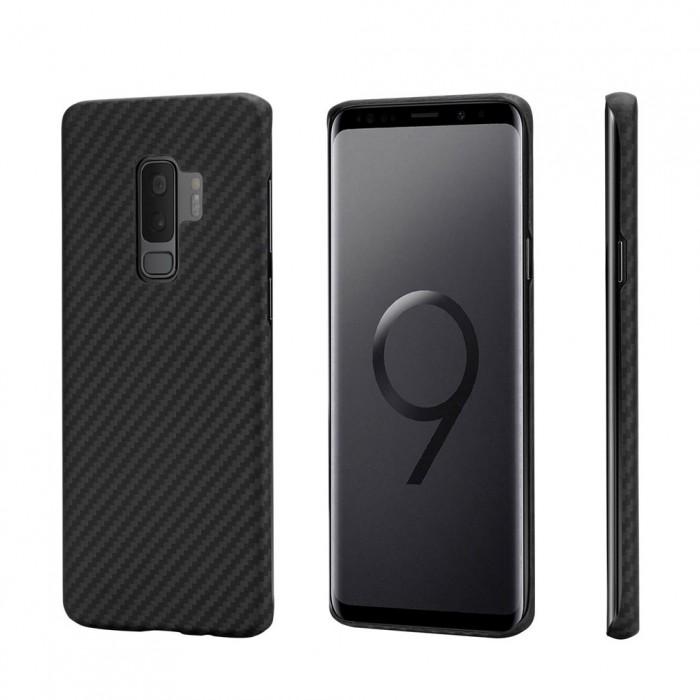 Pitaka Case for Samsung Galaxy S9 Plus - Kevlar Body 0.65mm