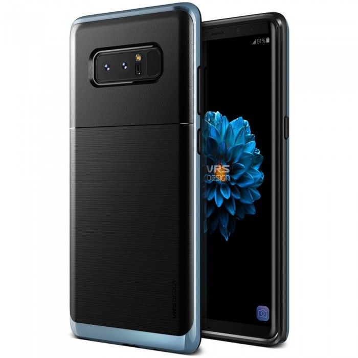 VRS Design High Pro Shield Case for Samsung Galaxy Note 8 - Blue