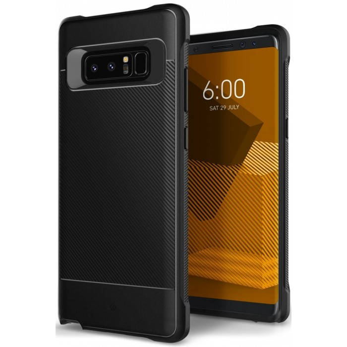 Caseology Vault Case for Samsung Galaxy Note 8 - Black