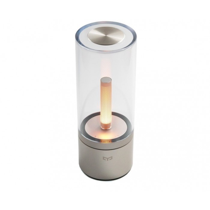 Yeelight Atmosphere Candela LED WiFi, Λευκό Θερμό 6.5W - Gold