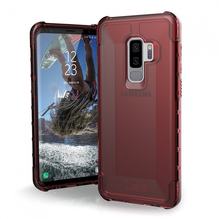 UAG Plyo Case for Samsung Galaxy S9 Plus - Red