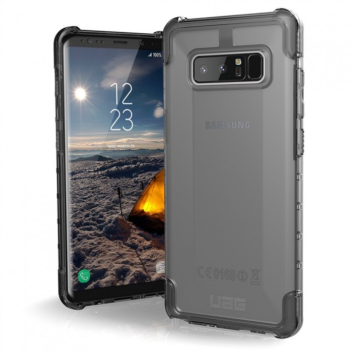 UAG Plyo Case for Samsung Glaxy Note 8 - Ice