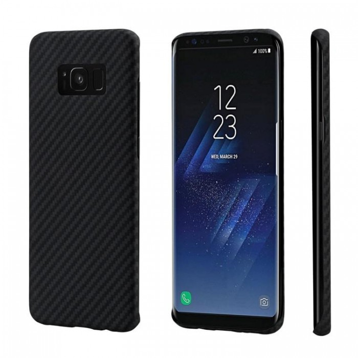 Pitaka Case for Samsung Galaxy S8 Plus - Kevlar Body 0.65mm
