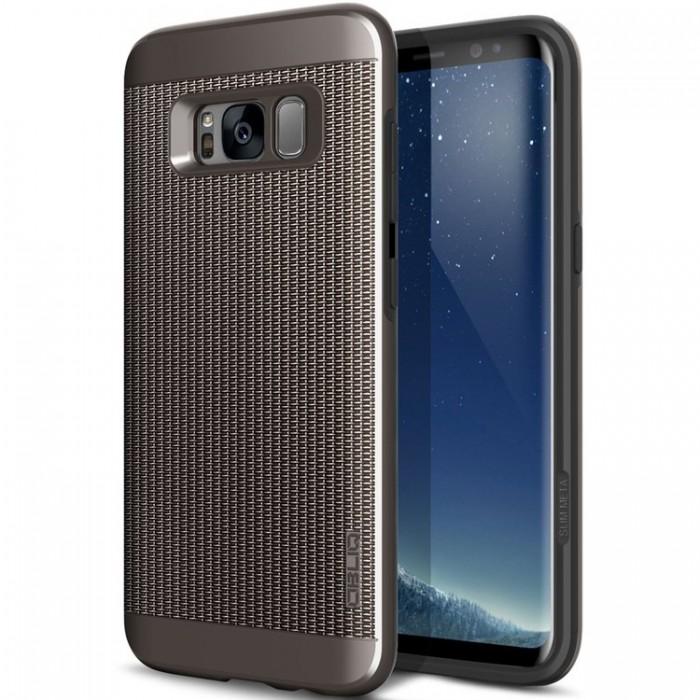 Obliq Slim Meta Case for Samsung Galaxy S8 Plus - Gunmetal