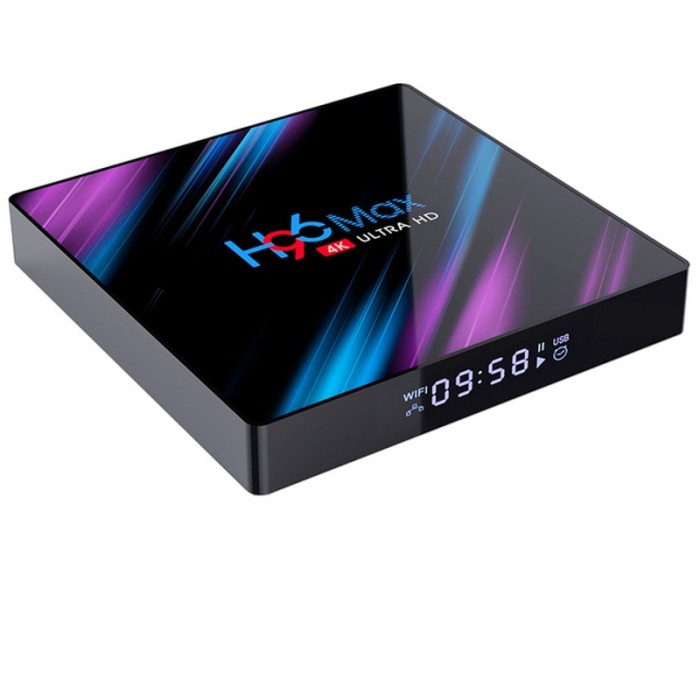 H96 Max 2GB/16GB Android 9 - Android TV