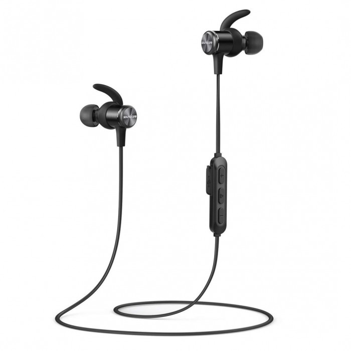 Anker SoundCore Spirit Wireless Bluetooth Headphones - Black