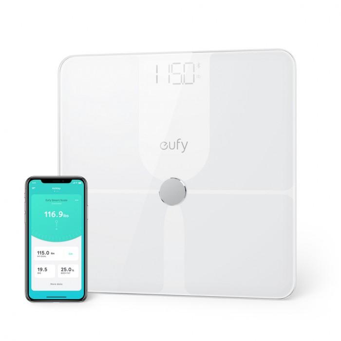 Anker Eufy Smart Scale P1 White