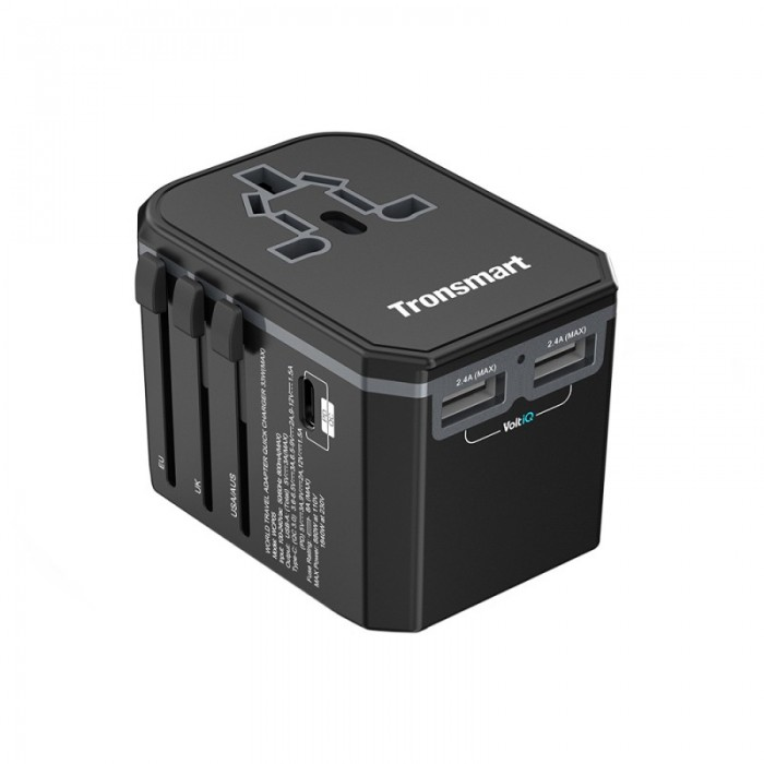 Tronsmart WCP05 33W Universal Travel Adapter