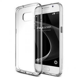 VRS Design Crystal MIXX Case for Samsung Galaxy S7 - Clear