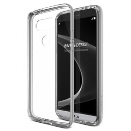 VRS Design Crystal Bumber Case for LG G5 - Light Silver