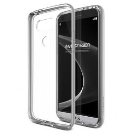 VRS Design Crystal Bumber Case for LG G5 - Light Silver