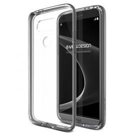 VRS Design Crystal Bumber Case for LG G5 - Steel Silver