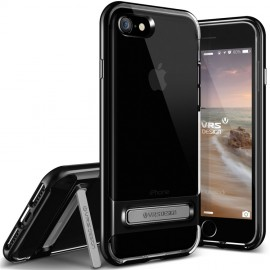 VRS Design Crystal Bumber Case for iPhone 7 - Jet Black