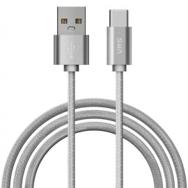 Type-C Cable by VRS Design - Light Silver