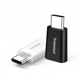 Tronsmart CTMF Micro USB Female 2.0 to USB-C Male Adapter