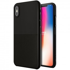 VRS Design Skin Fit Case for iPhone X - Black