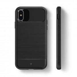 Caseology Vault Case for iPhone X - Black