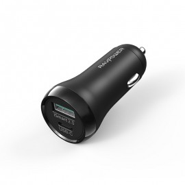 RAVPower PD 36W Total Output Car Charger 3A