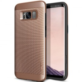 Obliq Slim Meta Case for Samsung Galaxy S8 - Copper Gold