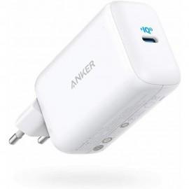Anker PowerPort III Pod Φορτιστής πρίζας 65W με Power Delivery - White