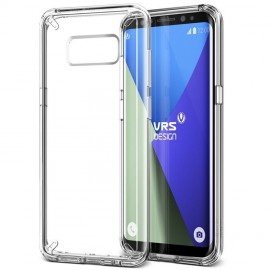 VRS Design Crystal MIXX Case for Samsung Galaxy S8 Plus - Clear