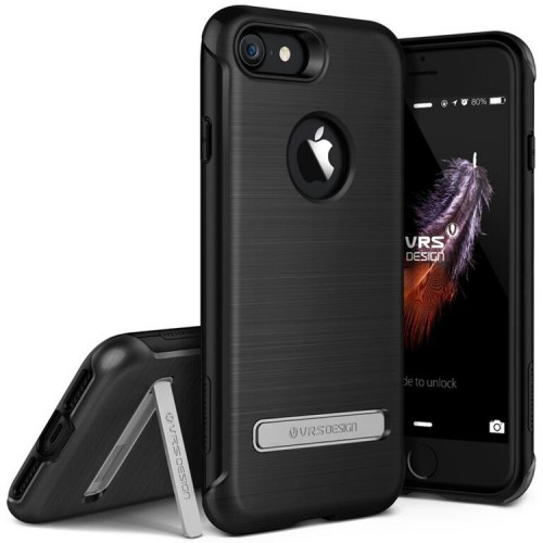 VRS Design Duo Guard Case for iPhone 7 - Black