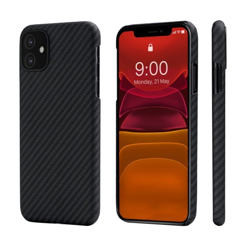 Pitaka Case for iPhone 11 - Kevlar Body 0.85mm